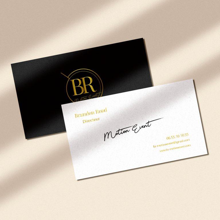 carte de visite BR